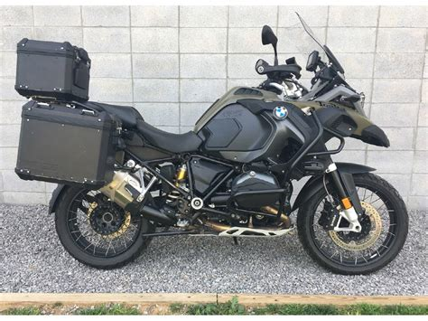 R1200gs Adventure For Sale by 2014 Bmw R 1200 Gs Adventure For Sale 30 Used Motorcycles