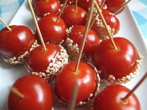 cuisiner tomates cerises tomates cerises d 39 amour les 3 sœurs