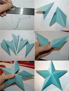 Stern Basteln Anleitung Papier : origami no l comment faire des toiles origami ~ Lizthompson.info Haus und Dekorationen
