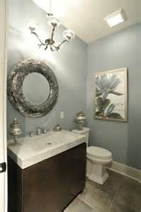 blue gray bathroom ideas paint colors powder and this on