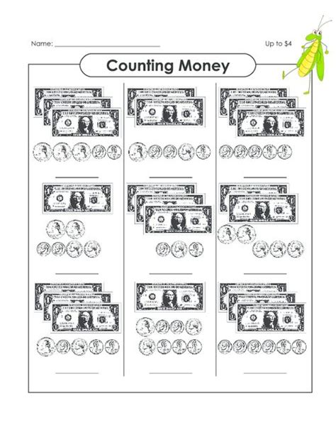counting money up to 14 coins read more and student