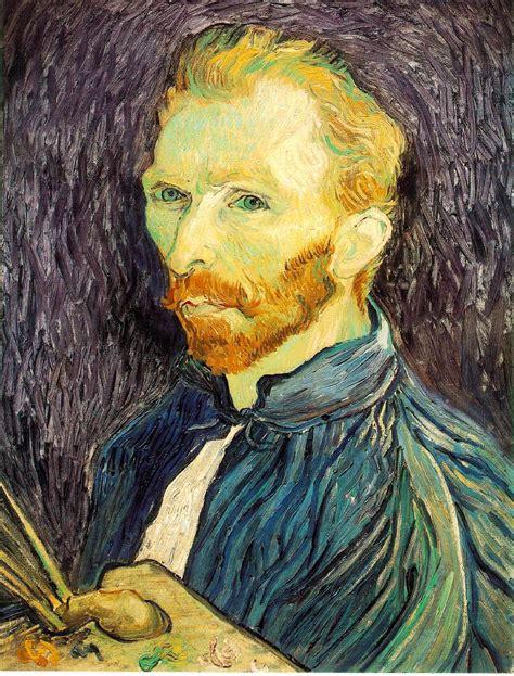 Webmuseum Gogh Vincent Van Self Portraits