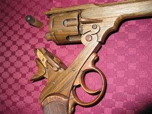 Free Wooden Toy Gun Patterns - WoodWorking Projects & Plans