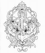 Coloring Skull Adult Mandala Printable Preacher Anchor Cool Sheets sketch template
