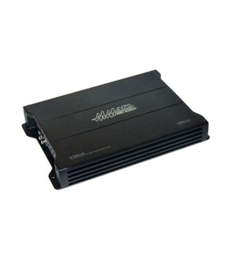 Mmats Pro Audio Mono Block Car Amplifier Buy
