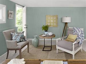 Home office paint color ideas benjamin moore most popular for Traditional interior paint color ideas