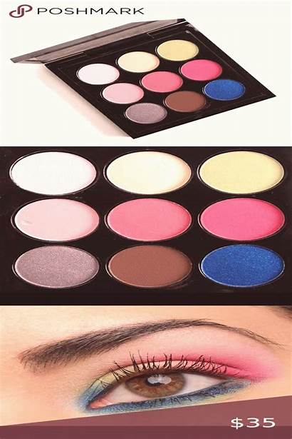 Eyeshadow Palette Flamingo Mac Park Shades Kaynak