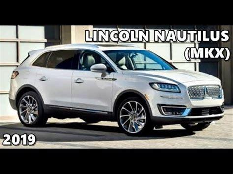 Lincoln Mkx 2019 by 2019 Lincoln Mkx Motavera