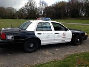 American Police Cars