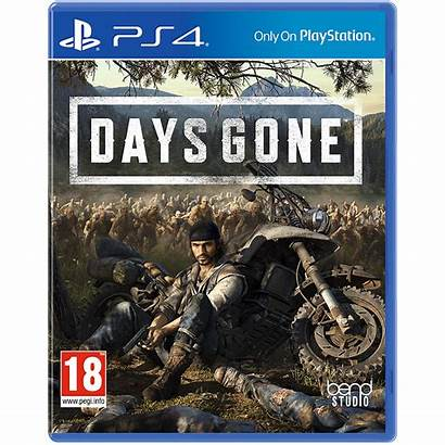 Gone Days Ps4 Playstation