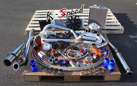 Turbocharger For Honda Civic Si by 99 00 Honda Civic Si B Series T3 T04 T04e Turbo Kit