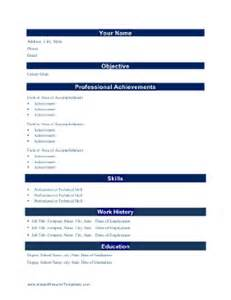 bold resume template free professional resume bold template