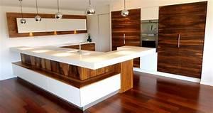 Agencement De Boysere : cuisine menuiserie chevarin ~ Premium-room.com Idées de Décoration
