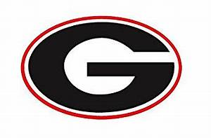 Ga Bulldog G Logo Images - Clipart Library