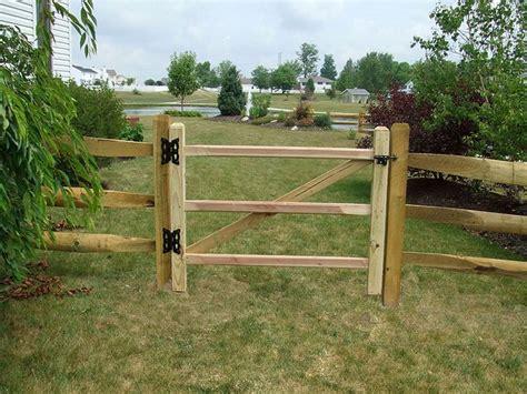 split rail fence designs split rail fence gate garden ideas pinterest