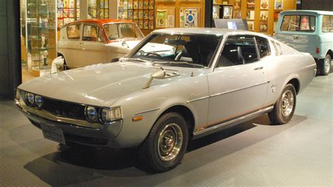 toyota foreign car 1970 toyota celica liftback 200gt classic foreign cars