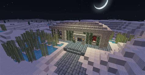 minecraft building ideas desert house