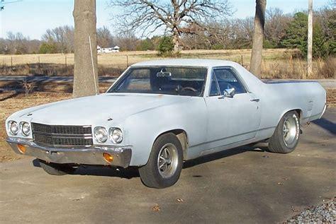1970 el camino 70 el camino 000 invested 1970 chevrolet chevy ss style