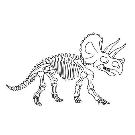 Kleurplaat Skelet Mens by Dino Skelet Kleurplaat Zoeken Thema Dino S