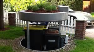 Müllbox Selber Bauen : m lltonnenbox youtube ~ Lizthompson.info Haus und Dekorationen