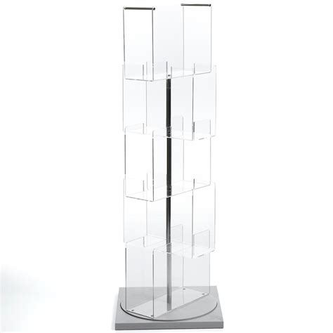 Porta Cd Design by Porta Cd Design Girevole In Plexiglass Babele