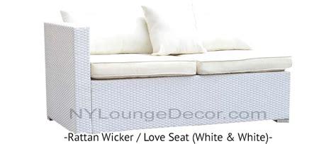 ny lounge decor rattan wicker