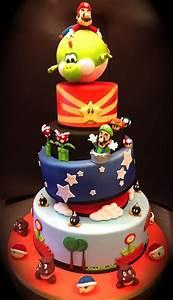 Super Mario Kuchen : die besten 25 super mario kuchen ideen auf pinterest super mario geburtstag mario bros ~ Frokenaadalensverden.com Haus und Dekorationen