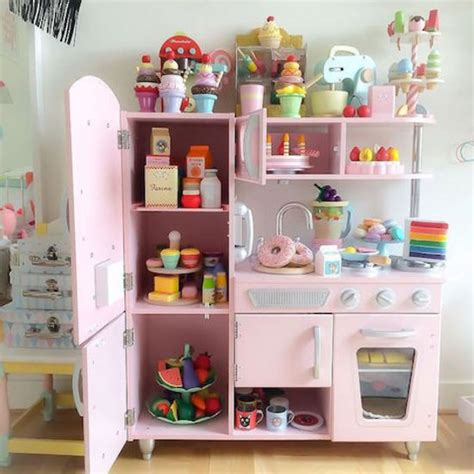 cuisine vintage kidkraft pink vintage kitchen kidkraft toys buy at