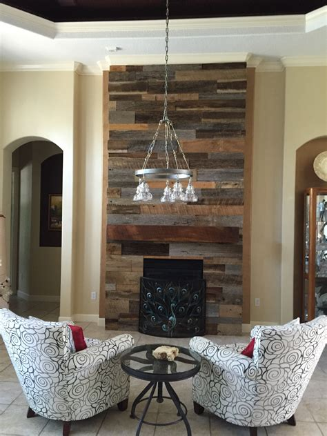 15 Inspirations Of Fireplace Wall Accents