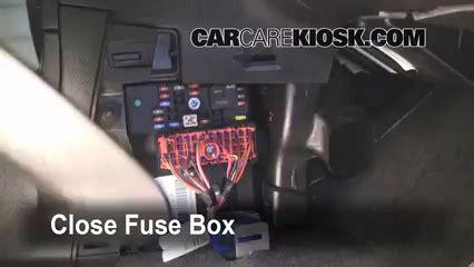 In 2010 Hhr Fuse Box by Interior Fuse Box Location 2006 2011 Chevrolet Hhr 2007