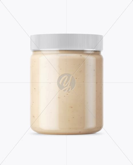 Free adobe illustrator course for beginners. Peanut Butter Jar Mockup in Jar Mockups on Yellow Images ...