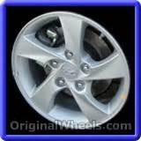 2013 Hyundai Elantra Wheel Bolt Pattern