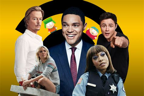 comedy central grew   hold    netflix