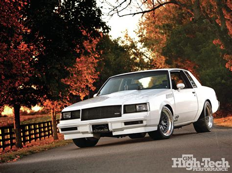 Buick Grand National Performance Parts by G Bodies Let S See Them Page 12