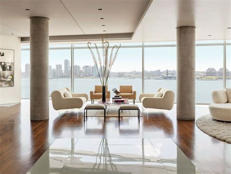 Modern Living Room By Ingrao Inc By Architectural Digest