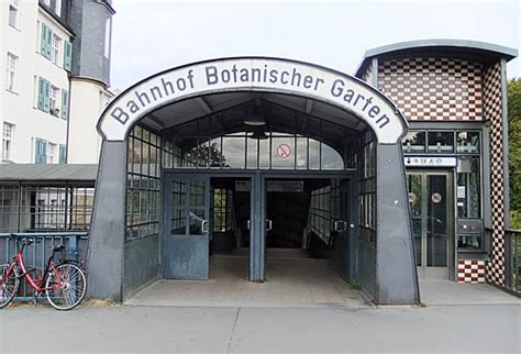 Botanischer Garten München öffentliche Verkehrsmittel by Bahnen Im Berliner Raum S Bahn
