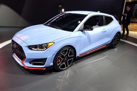The 2019 Hyundai Veloster Is Finally A True Hot Hatchback