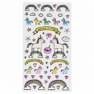 Cute unicorn stickers - Paperchase