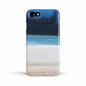 Ocean, Beach, Phone, Case, Design, In, Blue, White, And, Brown, By, Giant, Sparrows