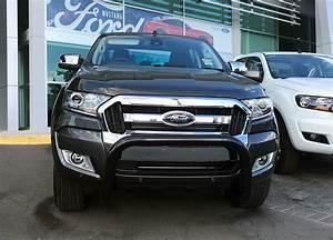 Ford Ranger Px2 Bull Bar