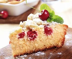 Vegane Rezepte Kuchen : kirsch streusel kuchen rezept inspiriert von k chenmeister m hlentradition seit 1859 ~ Frokenaadalensverden.com Haus und Dekorationen