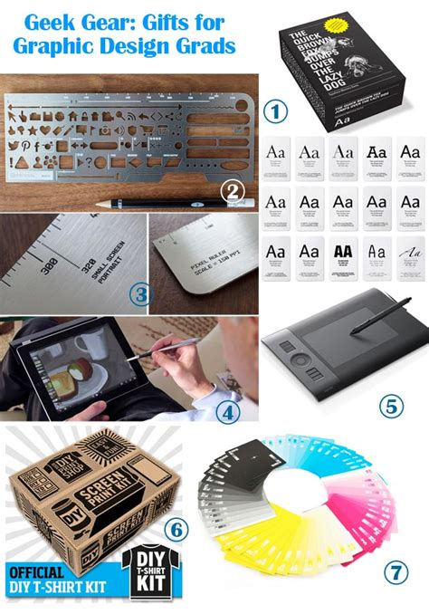 gifts for graphic designers trend tuesday quot gear quot gifts for digital media