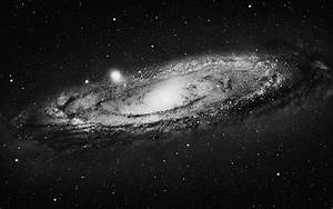 Pics For > Black And White Galaxy Tumblr Background