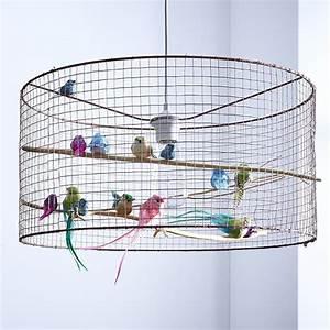 Cage Oiseau Deco : luminaire cage oiseau id e d co noel ~ Teatrodelosmanantiales.com Idées de Décoration