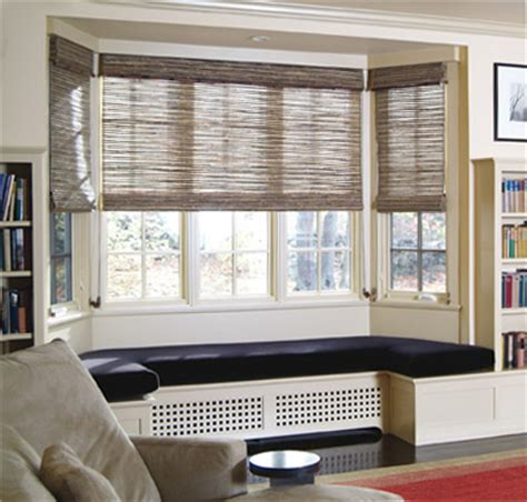 adorned abode archive privacy treatments  bay windows