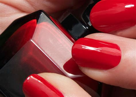 What Does Nail Polish Color Say About You