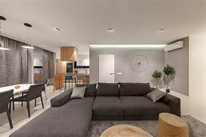 Functionality, And, Aesthetics, Reconciled, In, A, Modern, Apartment, Setting