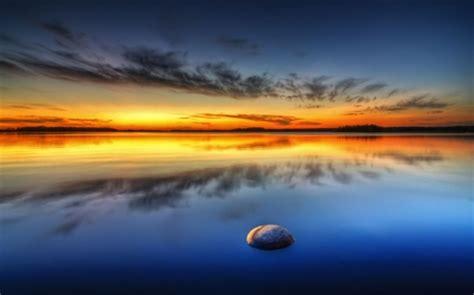 beautiful horizon sunsets nature background wallpapers