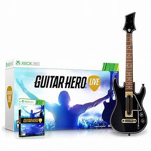 Guitar Hero Live Bundle Xbox 360 NEW AND SEALED