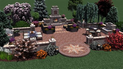 Backyard Planning by Visionscape Interactive Llc Transforms Landscape Design